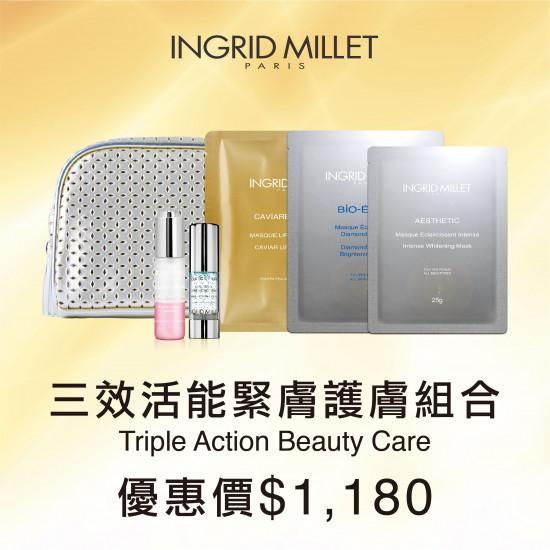 Triple Action Beauty Care