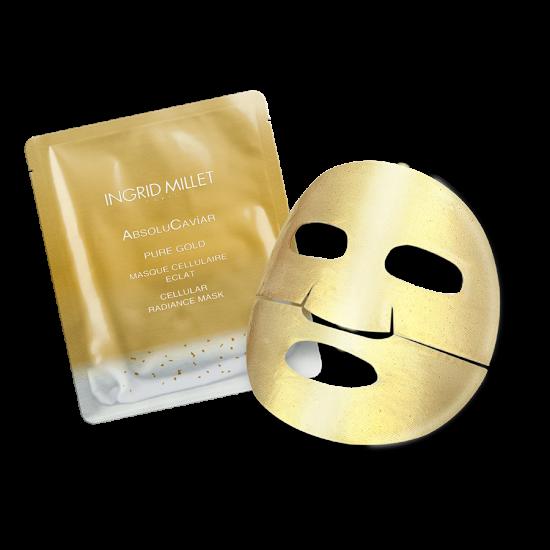 Cellular Radiance Mask Pure Gold